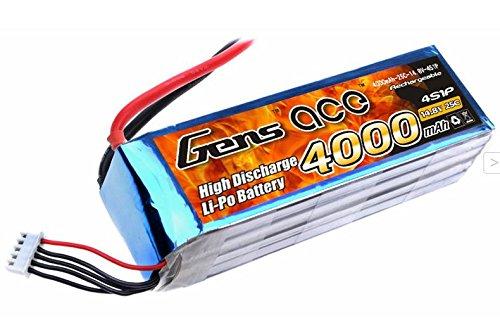 gens-ace-4000-mah-148-v-25-c-4s1p-lipo-bateria-pack-for-modelismo-rc-car-heli-plane-boat-truck-fpv-a