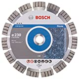 Bosch 2608602645 Disque à tronçonner diamanté best for stone 230 x 22,23 x 2,4 x 15 mm