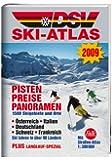 DSV Ski-Atlas 2009: 1.500 Skigebiete. Österreich, Italien, Deutschland, Schweiz, Frankreich, USA, Skandinavien, Kanada, Osteuropa