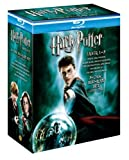 Harry Potter 1-5 BD Box (5 Discs) [Blu-ray]