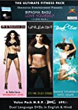 Bipasha Basu Love Yourself (Set of 3 DVD)