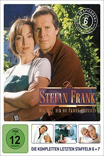 Dr. Stefan Frank - Die kompletten letzten Staffeln 6+7 [6 DVDs]