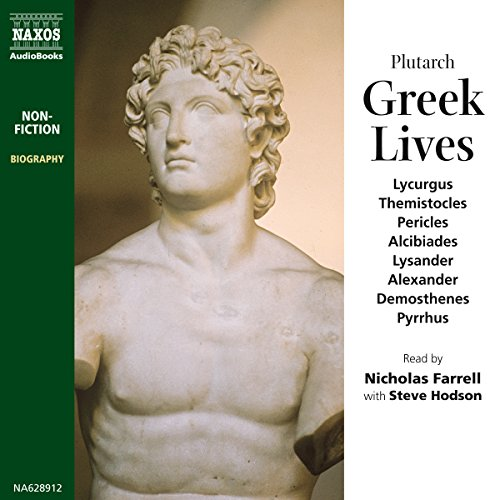 Selections from Greek Lives  Audiolibri