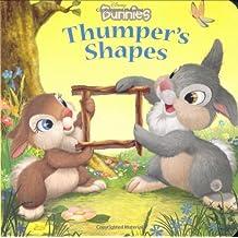 Thumper's Shapes (Disney Bunnies)