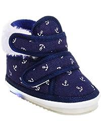 Chiu Unisex-Baby's Closed Toe Shoes