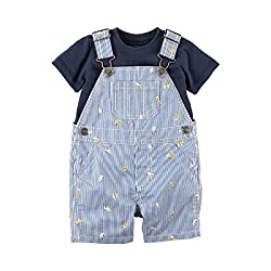 Carter´s Baby Girls' Outfit - Blue - 0-3 Months