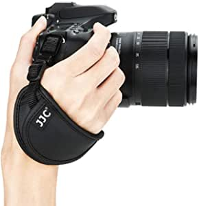 Jjc Kamera Handschlaufe Mikrofaser Handgelenkschlaufe Kamera