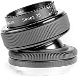 Lensbaby Composer Pro Sweet 35 Objectif pour Nikon F 35 mm