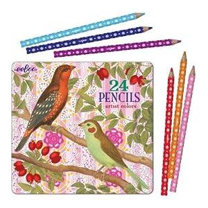 eeBoo lápices de Color, EB-pnber