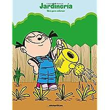 Jardinería libro para colorear 1: Volume 1
