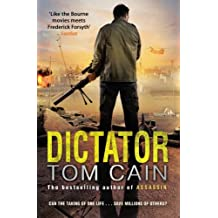 Dictator by Tom Cain (2011-07-21)