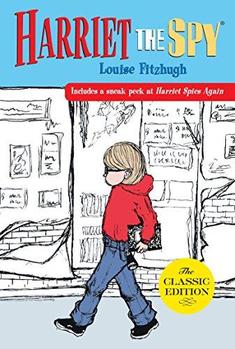 Harriet the Spy por Louise Fitzhugh
