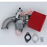 huopu Vm22Mikuni Carb carburador colector de admisión de 26mm con filtro de aire + juntas