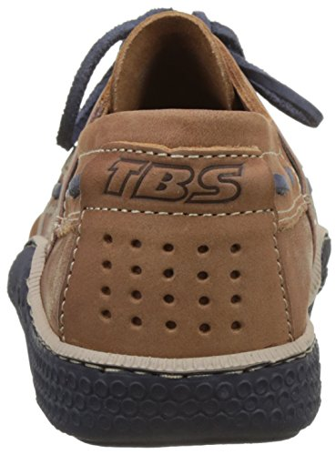 TBS Herren Globek D8 Bootschuhe Marron (Datte Encre)