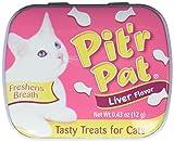 Chomp Pit'R Pat Lebergeschmack Leckereien für Katzen 0,02 lb
