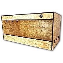 terrabasic repcage 150x 60x 60, aerazione laterale + Igrometro