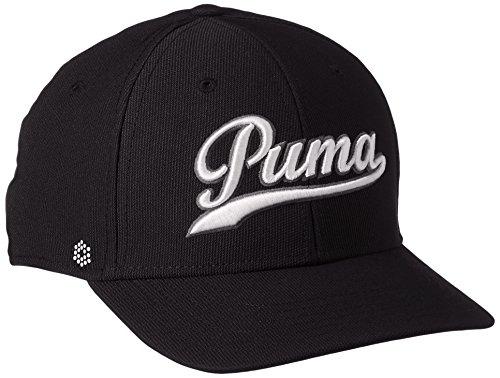 Puma - Casquette de Baseball - Homme - Noir - M/L