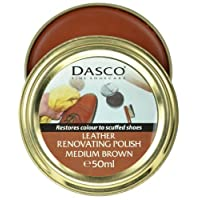 Dasco Renovating Polish - Mid Brown