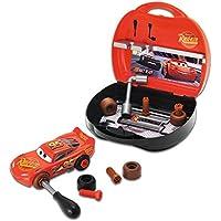 Smoby Cars 3 360147 - Maletín herramientas y coche