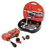 Smoby 360147 - Cars Werkzeugkoffer mit Lightning McQueen