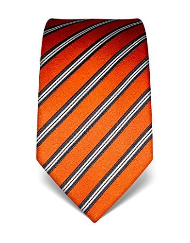 vincenzo-boretti-corbata-seda-naranja-gris