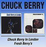 Chuck Berry: Chuck Berry in London/Fresh Berry'S (Audio CD)