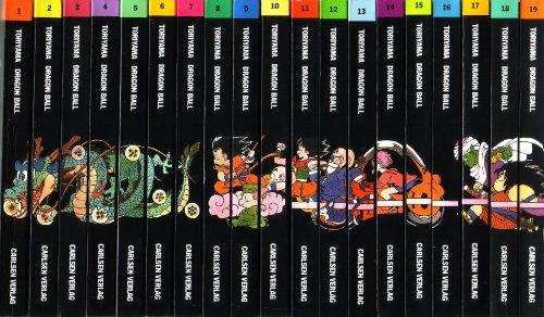 Dragon Ball Komplett Band 1-42