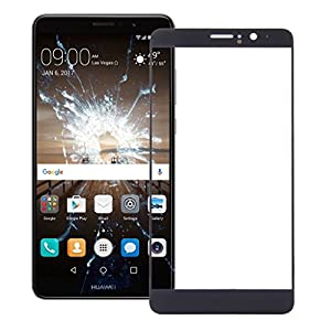 Huawei Ascend Mate 9 Display Glas Touch Screen Front Glass Schwarz Neu