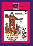 Frankensteins Kung-Fu Monster - Mediabook - Cover C - Limited Edition  (+ DVD) [Blu-ray]