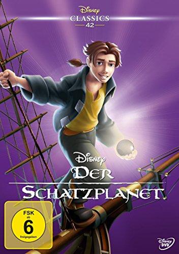 Der Schatzplanet (Disney Classics)