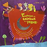 Comptines des animaux de la ferme (1CD audio)