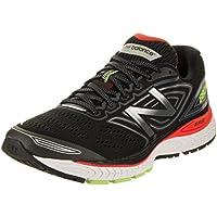 New Balance 880 V7 Zapatillas, Hombre, Negro, 44 1/2