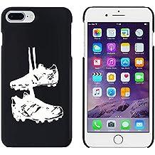 Azeeda Negro 'Zapatos Deportivos' Funda / Carcasa para iPhone 7 Plus (MC00146473)