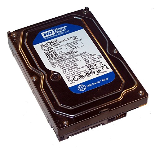 160gb Festplatte Dvr (Western Digital WD1600AAJS 160 GB SATA II Festplatte 7200 RPM 8 MB Cache 3,5 Zoll HDD für PC, Mac, CCTV DVR)