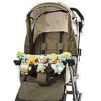 Fehn 071535 Kinderwagenkette Sleeping Forest