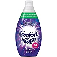 Comfort Intense Fabric Conditioner Floral Elixir, 3.42 L - 228 Washes (38 Washes x Pack of 6)