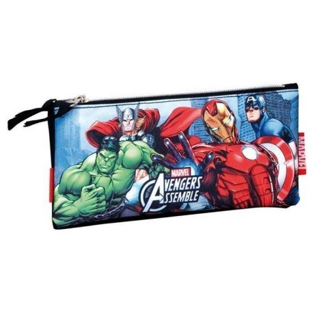 Marvel Avengers Assemble - Portatodo triple