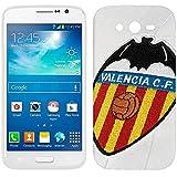 Funda Carcasa para Samsung i9060 Galaxy Grand Neo / Grand Neo Plus Licencia Fútbol Valencia CF
