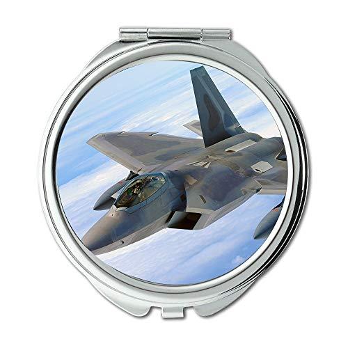 Yanteng Kampfflugzeuge, Spiegel, Compact Mirror, Kämpfer Keith Urban, Taschenspiegel, tragbarer Spiegel