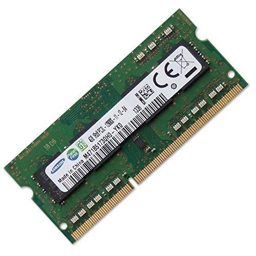 Samsung M471B5173QH0-YK0 4GB 1600 MHz DDR3L PC3-12800 SO-DIMM RAM