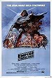 Star Wars: Das Imperium schlägt zurück: B (1979)   US Filmplakat, Poster [68 x 98 cm]
