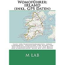 Womofuehrer:  IRLAND (inkl. GPS Daten)