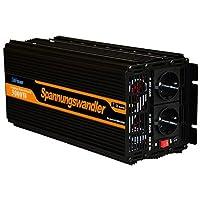 inversor electrico de 3000 6000w transformador de 12v a 220v de onda sinusoidal modificada