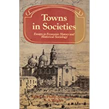 Towns in Societies: Essays in Economic History and Historical Sociology (Past and Present Publications)