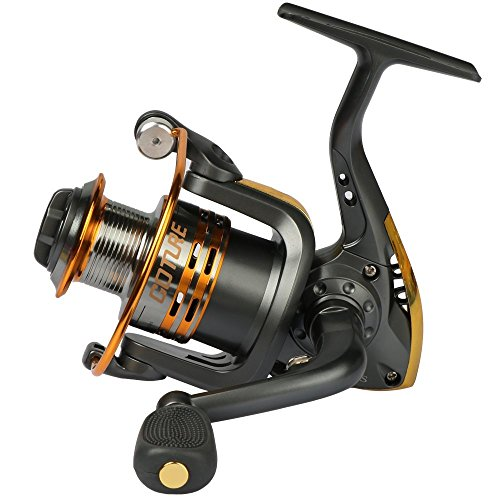 Spining Fishing Reel,Goture Reels Metal Spool 6bb for Freshwater Saltwater 500 1000 2000 3000 4000 5000 6000 Series