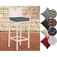 suchergebnis auf f r barhocker polyrattan. Black Bedroom Furniture Sets. Home Design Ideas