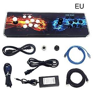 Oshide 1388 Klassische Arcade Pandoras Box 6S Arcade Machine Spielkonsole Neueste System 1280×720 Full HD Video Spiel Doppel Stick2 Spieler