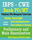 IBPS - CWE 2019 : Bank PO/MT Previous Year Papers & Practice Papers
