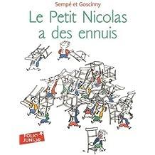 PETIT NICOLAS ENNUIS (Folio Junior)