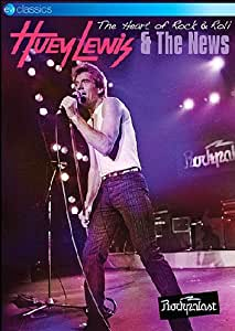 The Heart Of Rock & Roll [DVD] [2010]